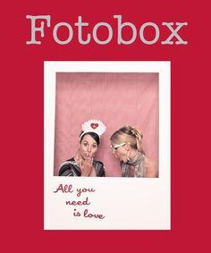 diy photobooth - love the idea!!
