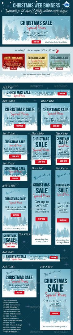 Christmas Web Banner Template PSD   Buy and Download: http://graphicriver.net/item/christmas-web-banner/6304851?WT.ac=category_thumb&WT.z_author=corrella&ref=ksioks