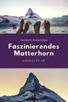 Reisetipps für Zermatt im Wallis, natürlich mit ganz vielen Matterhorn Fotos und einer kleinen Liebeserklärung an den bekanntesten Berg der Schweiz! Zermatt, Wallis, Reisen In Europa, Switzerland, Places To Travel, Outdoor, City, World, Nature