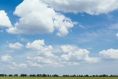 grass field at daytime photo – Free Sky Image on Unsplash Blue Sky Clouds, Colorful Clouds, Blue Sky Background, Clear Blue Sky, Background Images, Sky Images, Nature Images, Nature Photos, Free Images