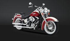 2013 Harley-Davidson® Softail® Softail® Deluxe