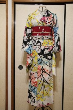 Modern Art Kimono
