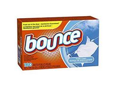 Get A Free Pack Of Bounce Dryer Sheets! - https://freebiefresh.com/get-a-free-pack-of-bounce-dryer-sheets/