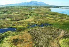 Melting permafrost may double greenhouse gas