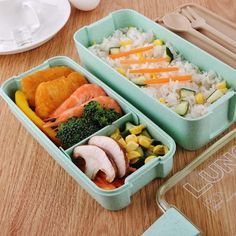 Healthy Material Lunch Box - anything - Bento Ideas Cheap Clean Eating, Eating Fast, Clean Eating Snacks, Healthy Eating, Healthy Food, Healthy Meals, Healthy Life, Lunch Recipes, Gourmet Recipes