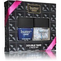 Butter London Double Take 2 Pc Set in Ice Butter London Nail Polish, Tarte Sea, Nail Lacquer, Nordstrom, Fire Nails, Glamour, Nail Polish Collection, Double Take, Creative Nails