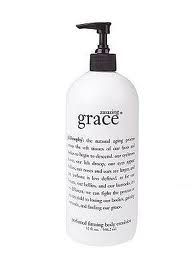 Philosophy Amazing Grace body wash and lotion...love.