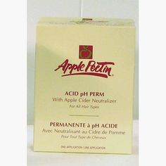 Apple Pectin Acid pH Perm * Check out the image by visiting the link.