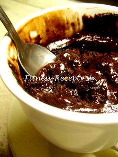 Bez múky   Fitness-recepty.sk Smoothie, Chili, Paleo, Soup, Pudding, Beef, Mugs, Breakfast, Fitness