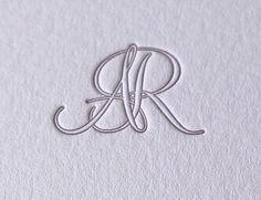 would love some monogram Iniciais A e R Alphabet Wallpaper, Name Wallpaper, Wedding Logo Design, Wedding Logos, Monogram Design, Monogram Fonts, Monogram Stationary, Tattoo Lettering Fonts, Lettering Design