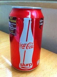 UAE,Oman,2013,Coca Cola,Cans,Hit Refresh #2,Empty 355 ml,Limited Edition,Qty.1