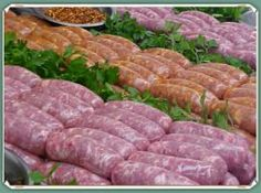 How to make your own italian sausage for meals {meat balls?}. WAY cheaper and fresher! I don't use casings - ewwww.....