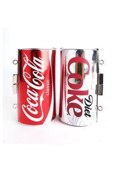 Coke / Diet Coke Can Bag   Patricia Field