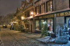 Place Royale, Quebec, QC, CA