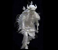 Incredible Paper Sculptures Creative Art Photos