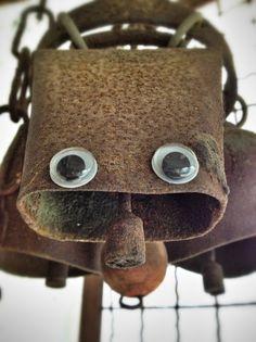 Eyebombing: A New Form Of Street Art