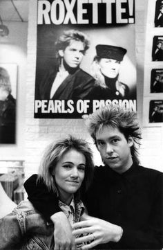 When Roxette were younger than me...