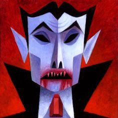 Dracula by Lou Romano