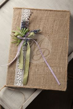 Making A Bridal Shower Scrapbook – Scrapbooking Fun! Large Scrapbook, Paper Bag Scrapbook, Scrapbook Albums, Scrapbook Supplies, Bridal Shower Scrapbook, How To Make A Paper Bag, Fabric Book Covers, Diary Covers, Fabric Journals