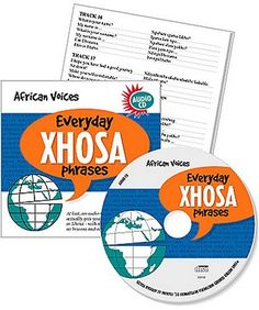 Everyday Xhosa Phrases by Tessa Dowling, http://www.amazon.com/dp/0620331704/ref=cm_sw_r_pi_dp_Sg-trb1QC4SFS