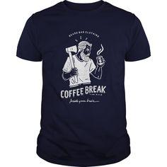 Coffee Break T-shirt collection Coffee Break