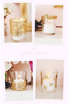 {how-to | the top six best DIY's of the moment : gold edition} |