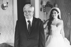 [Wedding] - Park Savoy Estates in Florham Park, NJ - Ben Lau Second Wedding Dresses, Wedding First Look, Second Weddings, Bridal Dresses, One Shoulder Wedding Dress, Florham Park, Wedding Ceremony, Wedding Day, Live Picture