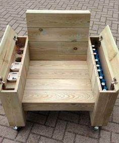 35 best ideas for DIY outdoor furniture plans ana white chaise longue # ana . Outdoor Furniture Plans, Diy Pallet Furniture, Diy Pallet Projects, Woodworking Furniture, Wood Furniture, Wood Projects, Woodworking Projects, Furniture Design, Furniture Ideas