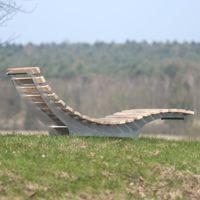 Ligstoel | WEERONA II 169*60cm