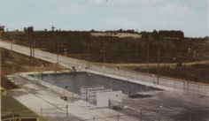 Schumacher pool before the building went up! (1969 Walk-a-thon to raise funds, my mom sponsored me for the walk to Iroquois Falls...I raised and donated $250...a great cause it was!