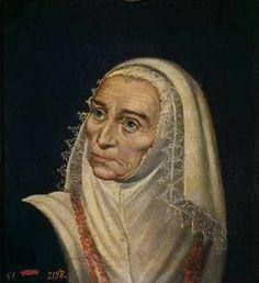 Magdalena Ruiz, ca. 1580  (Unknown Spanish Artist)    Museo Nacional del Prado, Madrid    P00862