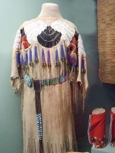 Native American Dress and leggings by mharrsch, via Flickr