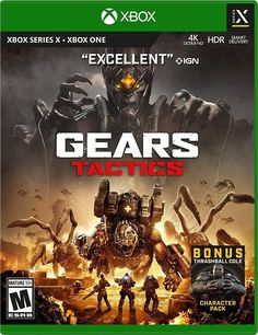 Gears Tactics Gears Of War, Game Release Dates, Turn Based Strategy, Game Prices, Dark Pictures, The Evil Within, Xbox One Games, Strategy Games, How To Find Out