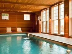 indoor pool/spa