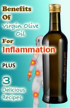 Did you know that virgin olive oil contains 36 phenolic compounds and one of them is amazing for inflammation? Find out more