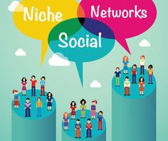 Getting Social with Niche Networks by MarkAdvertising.com
