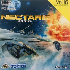 NECTARIS. Supposed to be good. Need to work on my Japanese first. #pcengine