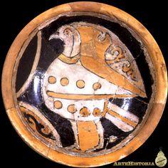 Cerámica musulmana - 1035-40  Alta Edad Media   Museo Arqueologico Nacional