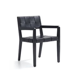 New Safari Woven Leather Dining Chair - Dining Chairs - Furniture - Products - Ralph Lauren Home - RalphLaurenHome.com