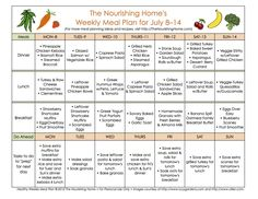 New Meal Plan 51a