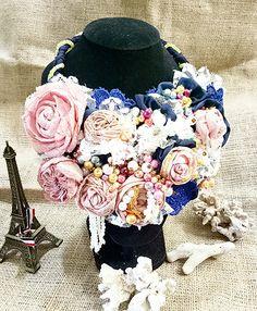 Fabric necklace ig berni_hairbow Fp berni's hairbow