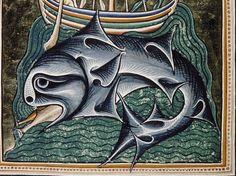Whale c. 1200 - 1225