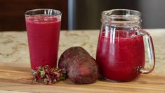 Learn how to make a smoothie in a blender from Vitamix CEO Jodi Berg. Recipe for the Berry Beet Blast Smoothie is from the Vitamix Cookbook, buy it now: http. Vitamix Cookbook, Plant Based Recipes, Beets, Juice, Berries, Make It Yourself, Baking, Vegetables, Health