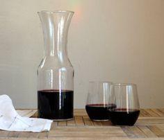Wine Glass Carafe