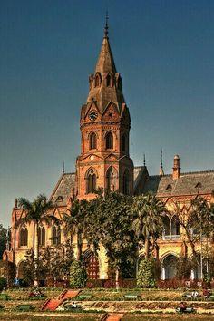 Government College University, Lahore.