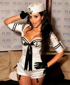 kim kardashian performs with the las vegas pussycat dolls at pure nightclub photo 21 - Las Vegas Halloween Costume