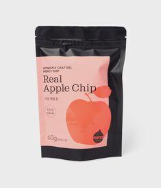 리얼 애플 칩(40g) Smart Packaging, Honey Packaging, Perfume Packaging, Coffee Packaging, Cosmetic Packaging, Print Packaging, Food Branding, Food Packaging Design, Packaging Design Inspiration