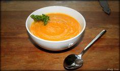 Apple Butternut Squash Soup [Vegan] | One Green Planet