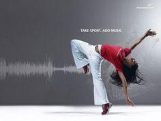 Take Sport Add Music   Sofia Boutella