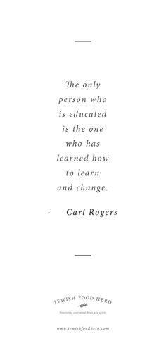 Carl Rogers Quotation